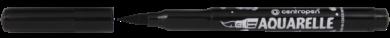 popisovač 8683/1 černý Aquarelle(10250)