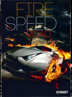 záznamní kniha A4 linka 96l Street Fire Speed 948(3831025872801)