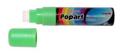 značkovač křídový Popart 28g zelený 157044(4714231203012)