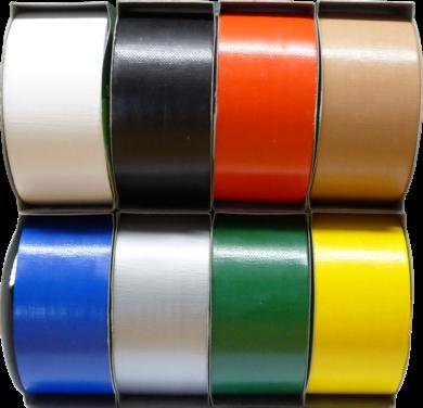 lepící páska textilní 48 x 12 stříbrná(4893643120206)