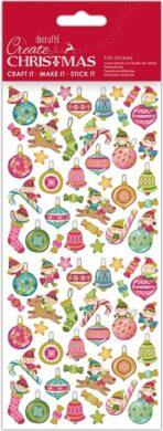 DO samolepky PMA 828910 vánoční Cheeky Elves(5038041058327)