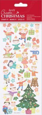 DO samolepky PMA 828912 vánoční Festive Dancing(5038041058341)