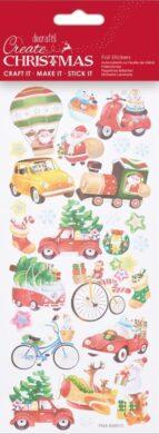 DO samolepky PMA 828915 vánoční Gift Delivery(5038041058372)
