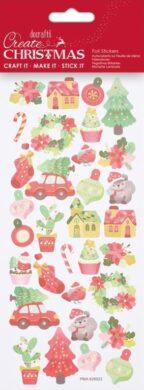 DO samolepky PMA 828922 vánoční Xmas Cactus(5038041058440)