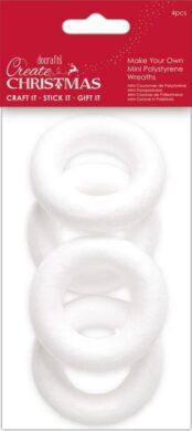 polystyren W věnec PMA 827920 9cm 4ks(5038041060542)