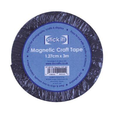 DO magnetická páska STI 4621001 samolepicí 1,27cm x 3m(5038041920112)