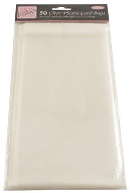 DO sáček ANT 1651001 celofán DL115x225 samolep. 50ks(5038041921119)
