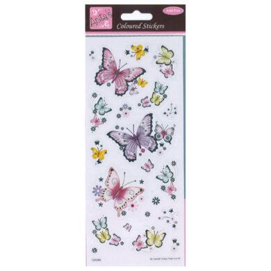 DO samolepky ANT 8041004 Beautiful Buterflies(5038041936144)