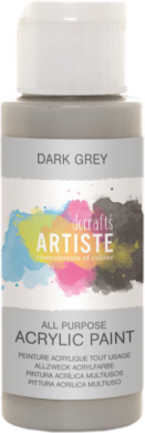 DO barva akrylová DOA 763258 59ml Dark Grey(5038041941308)