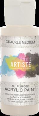 DO barva akryl. DOA 763007 59ml Crackle Medium(5038041941551)