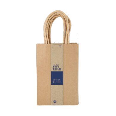 DO taška PMA 174205 papírová 5 ks malá hnědá(5038041978960)