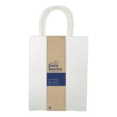 DO taška PMA 174206 papírová 5ks střední bílá(5038041978977)