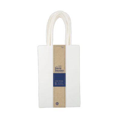 DO taška PMA 174207 papírová 5 ks malá bílá(5038041978984)