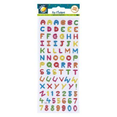 DO samolepky CPT 6561001 Alphabet(5050784071524)