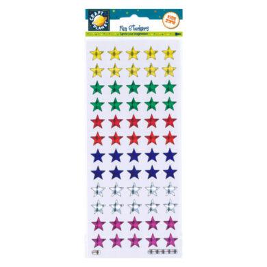 DO samolepky CPT 6561008 Holographic Stars(5050784071586)