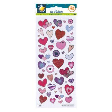DO samolepky CPT 6561012 Love Hearts(5050784071623)