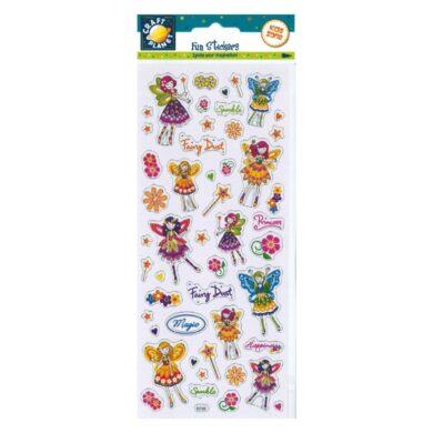 DO samolepky CPT 6561080 Floral Fairies(5050784072293)