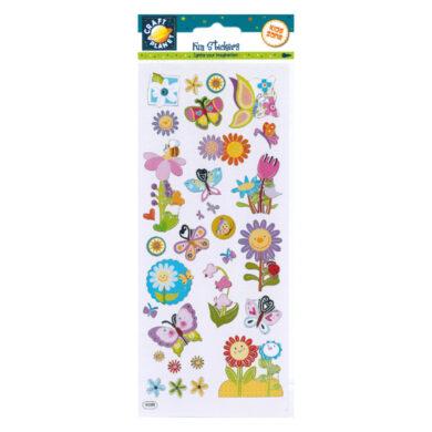 DO samolepky CPT 6561047 Flower Power(5050784072774)