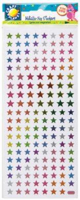 DO samolepky CPT 8181110 hvězdy metalic malé(5050784074914)