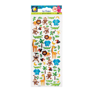 DO samolepky CPT 805209 In The Zoo(5050784076796)