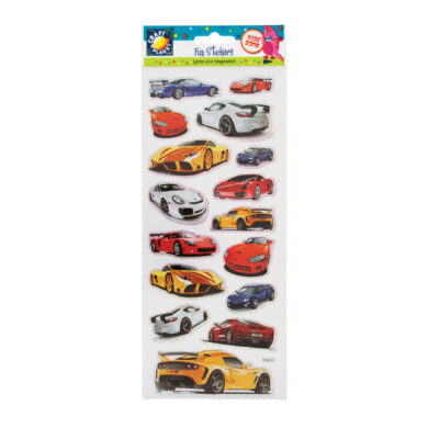 DO samolepky CPT 805212 Cars(5050784076840)