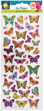 DO samolepky CPT 805215 Butterflies(5050784076895)