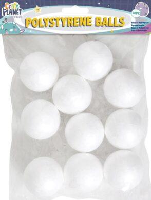 polystyren W koule CPT 827903 4,5cm - 10ks(5050784078349)