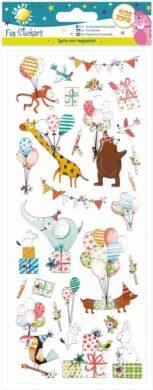 DO samolepky CPT 805272 Birthday Animals(5050784079759)