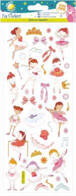 DO samolepky CPT 805279 Pretty Ballerina(5050784079919)