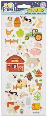 DO samolepky CPT 805287 On The Farm(5050784087242)