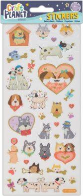 DO samolepky CPT 805296 Dogs In Love(5050784089444)