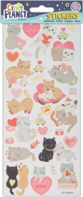 DO samolepky CPT 805297 Cats In Love(5050784089451)