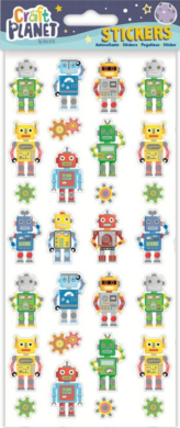 DO samolepky CPT 805299 Robots(5050784089475)