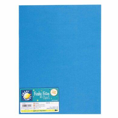 žpěnová guma  CPT 80251 B4 2mm modrá(5050784802517)