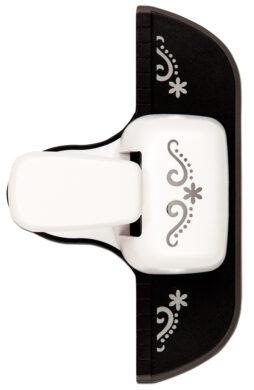 DO výsekový strojek XCU 257106 bordura Decorative Flourish(5050870014787)