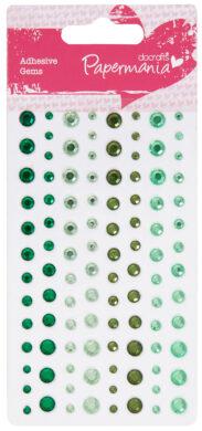 kamínky samolepící PMA 351415 104ks Verde(5055170145032)