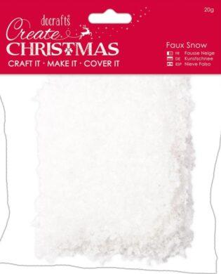 DO polystyren sníh PMA 827906 dekorační(5055170165702)