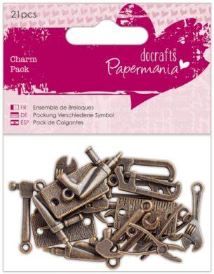 dekorace PMA 356013 kov 21ks Tools(5055170171185)