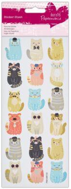 DO samolepky PMA 806102 Cool Cats(5055170187865)