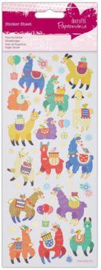 DO samolepky PMA 806103 Fun Llamas(5055170187872)