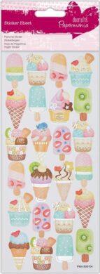 DO samolepky PMA 806104 Ice Creams(5055170187889)