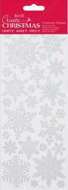DO samolepky PMA 810930 vánoční Snowflakes(5055170190292)