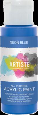 DO barva akryl. DOA 766077 59ml Neon Blue(5055198700992)