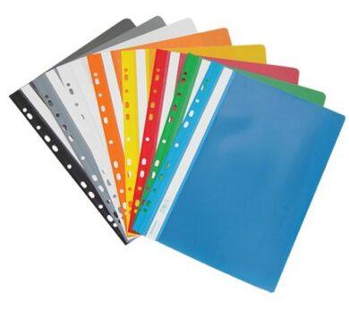 žrychlovazač plast A4 s euroděr.modrý(5901466208465)