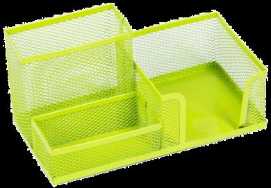 stojánek drátěný víceúčelový Combo zelený(5902308700079)