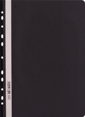 rychlovazač plast A4 s euroděr.černý LUX 110466(5902308716919)