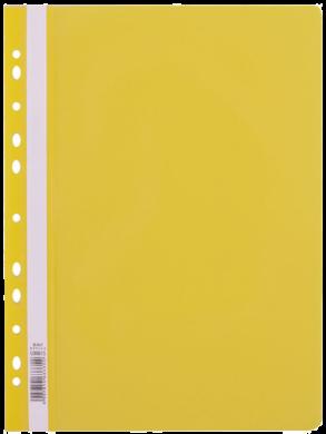 rychlovazač plast A4 s euroděr.žlutý LUX 110470(5902308717039)