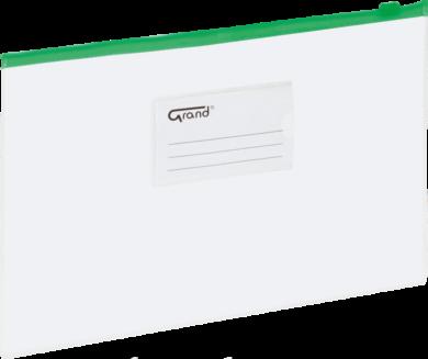 desky se zipem A5 EC-007B zelené 120-1473(5903364211332)