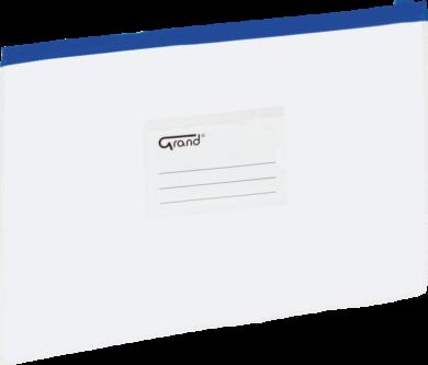 desky se zipem A4 EC-009B modré 120-1464(5903364211417)
