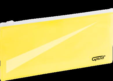 desky se zipem DL GR-P053 žluté 120-1864(5903364218027)